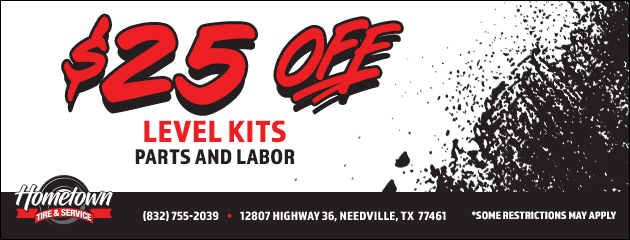 $25 Off Level Kit