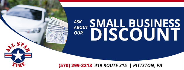 Ask about Our Small Business Discount