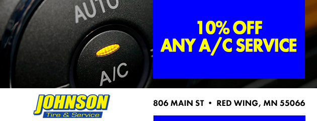 10% Off Any AC Service!