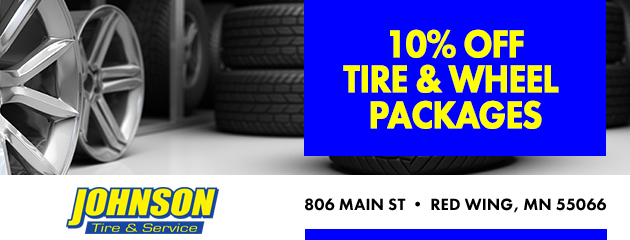 10% Off Wheel & Tire Packages!