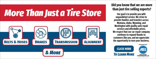 Just Brakes Coupons >> Tires Coupons Billings Mt Spokane Wa Missoula Mt Tire Rama