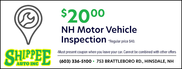 NH Motor Vehicle Inspection