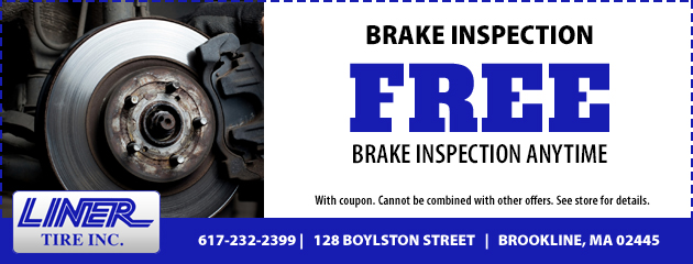 Brake Inspection Special