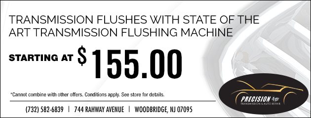 Transmission flushes with State of the Art transmission flushing machine starting at $155