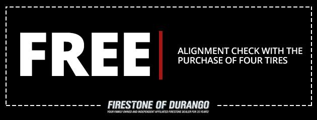 firestone of durango tire center auto repair shop in durango co serving la plata co montezuma co and the surrounding areas firestone of durango tire center