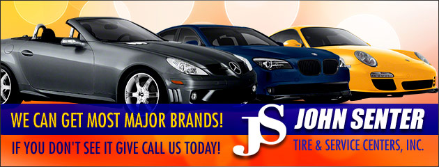 John Senter Tire Brands