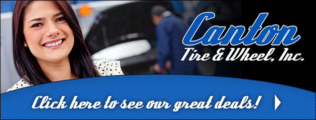 Canton Tire & Wheel Inc Savings
