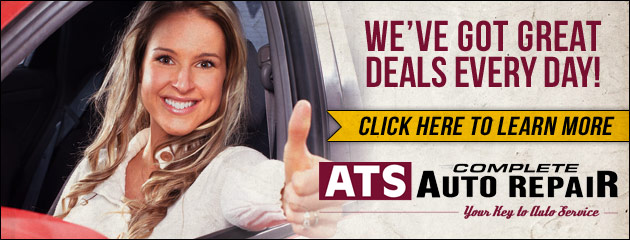 ATS Complete Auto Repair Savings