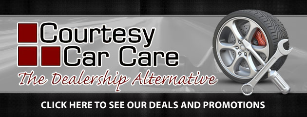 Courtesy Car Care Savings