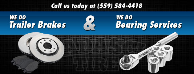 We Do Trailer Brakes and Bearing Services