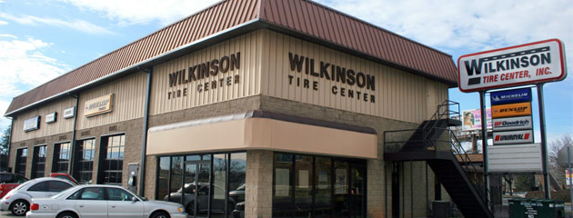 Wilkinson Tire Center Location
