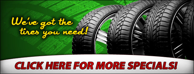 Tuckers Tire Storage and Rental Savings