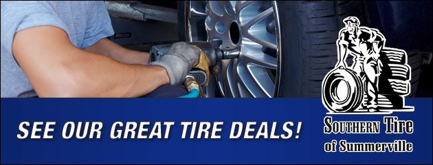 Southern Tire of Summerville Savings