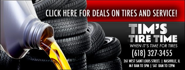 Tims Tire Time Savings
