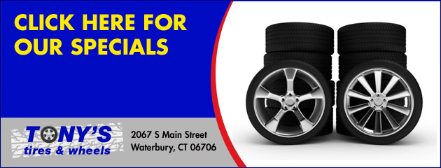 Tony S Tires Wheels Llc Waterbury Ct Tires Auto Repair Shop