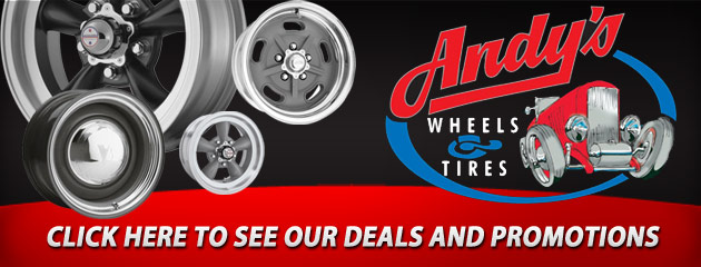 Andys Wheels & Tires Savings