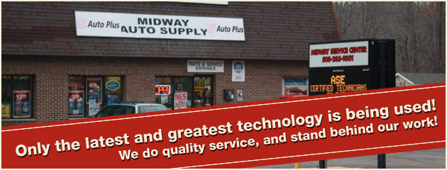 Midway Service Center