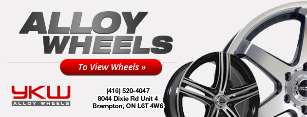 Brampton Tire Warehouse Alloy Wheels
