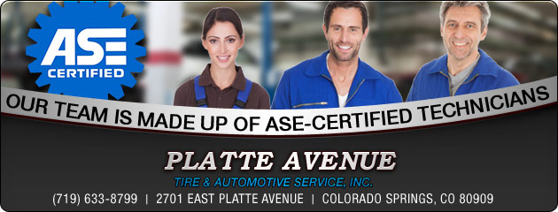 Platte Avenue Tire & Automotive Service