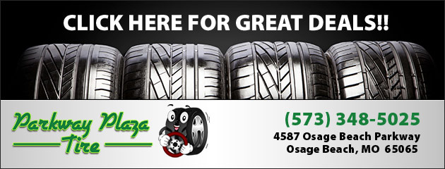 Parkway Plaza Tire Savings