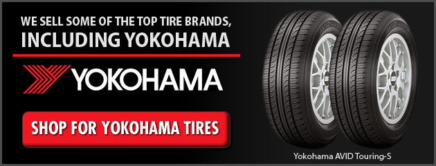 Featuring Yokohama Tires