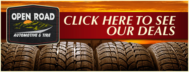 Open Road Automotive & Tire Savings