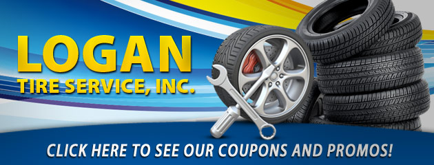 Logan Tire Service Savings