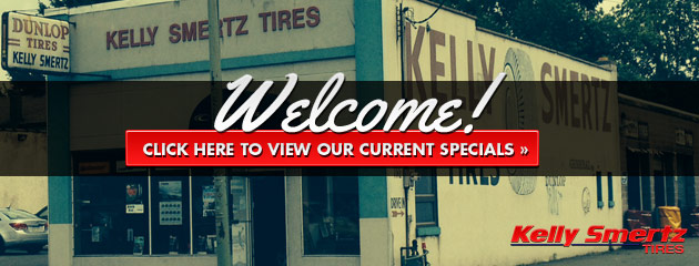 Kelly Smertz Tires Savings