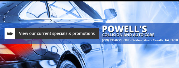 Powells Collision and Auto Care Savings
