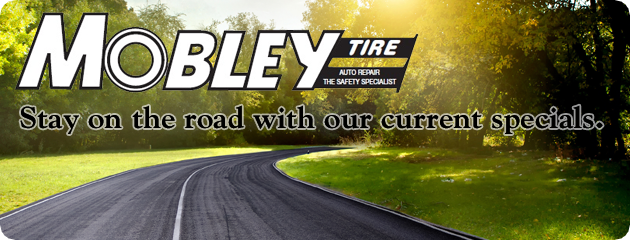 Mobley Tire and Auto Service Savings