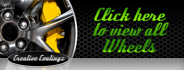 Creative Coatingz Wheels