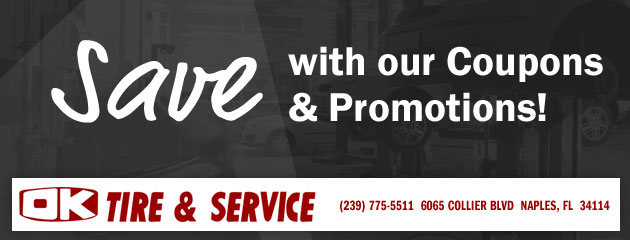 OK Tire & Service Savings