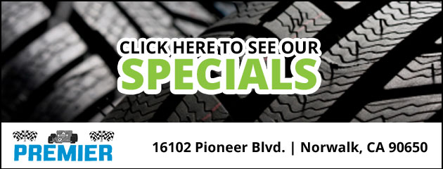 Premier Wheel & Tires Savings