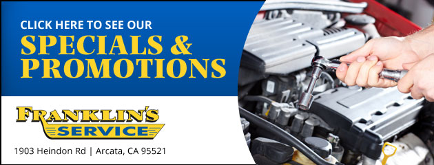 Franklins Service Savings