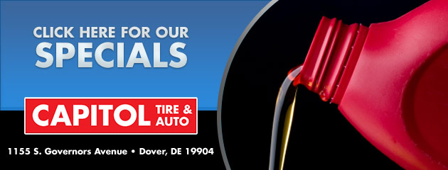 Capitol Tire & Auto Savings
