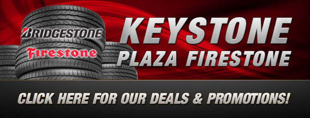 Keystone Plaza Firestone Savings