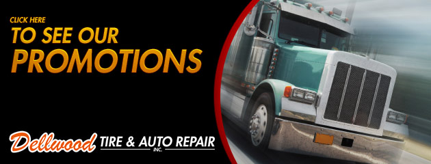Dellwood Tire & Auto Repair Savings