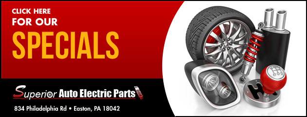 Superior Auto Electric Parts Savings