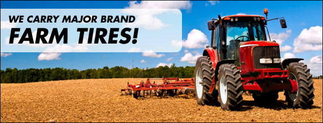 Advantage Tire & Service Farm Tires