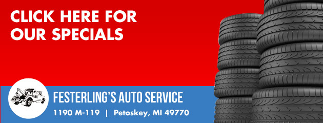 Festerlings Auto Service Savings