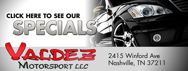 Valdez Motorsport LLC Savings