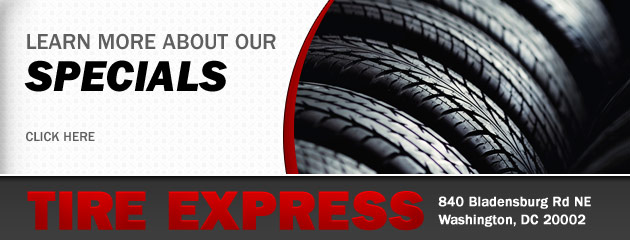 Tire Express Savings