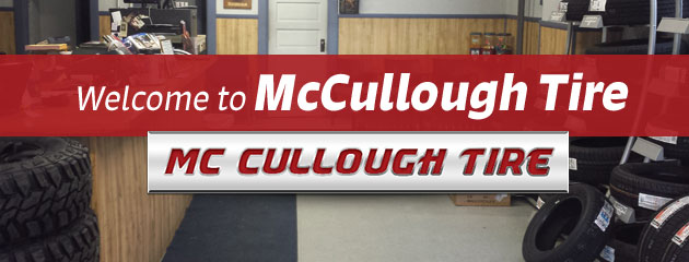 McCullough Tire Pittsburgh PA