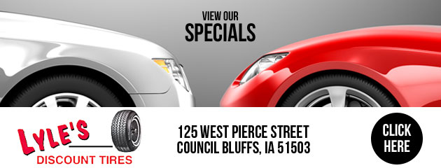 Lyles Discount Tires Savings