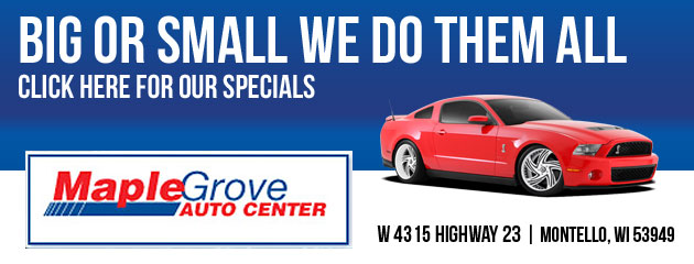 Maple Grove Auto Center Savings