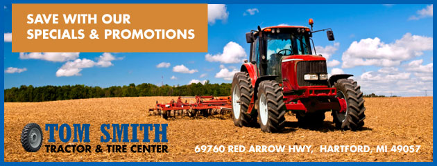 Tom Smith Tractor & Tire Center Savimgs