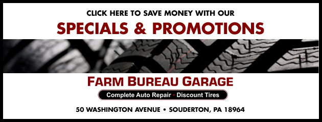 Farm Bureau Garage Savings