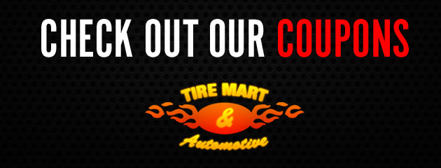 The Tire Mart Savings