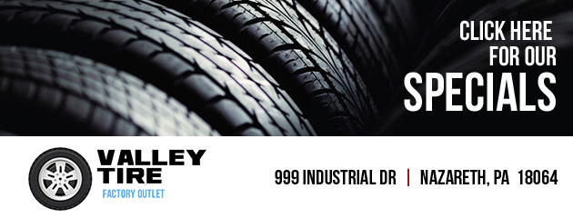 Vallery Tire Factory Outlet Savings