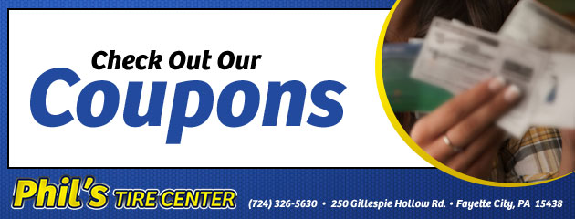 Phils Tire Center Savings